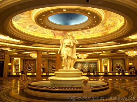 Las Vegas Hotels - Caesars Palace Interior