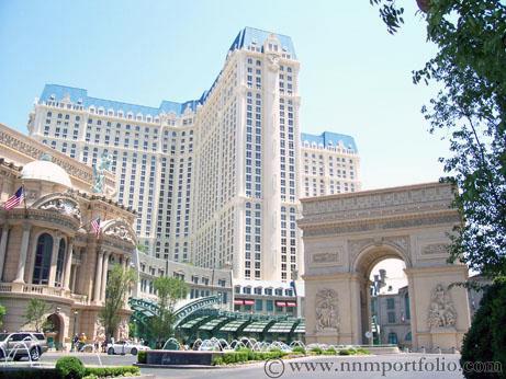 Las Vegas Hotels - Paris Hotel & Casino