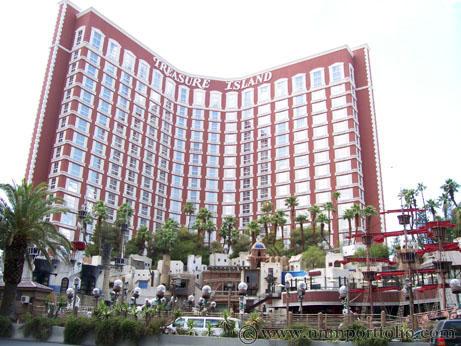 Las Vegas Hotels - Treasure Island