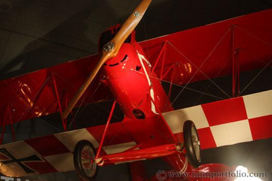 Smithsonian National Air & Space Museum - Pfalz D.XII