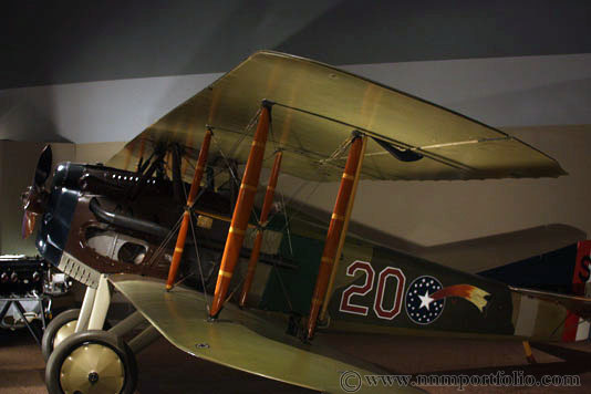 """Smithsonian National Air & Space Museum - SPAD XIII """"Smith IV"""""""