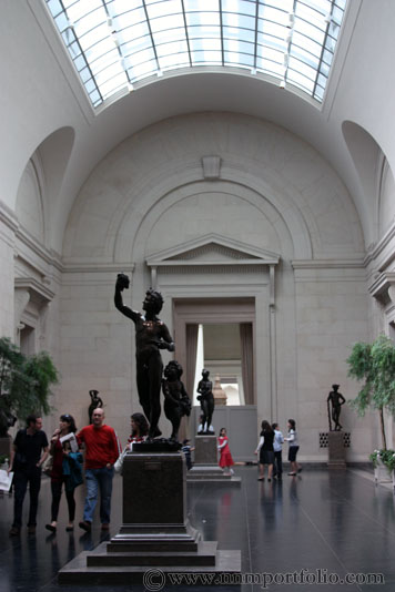 """National Gallery of Art - """"Bacchus and a Faun"""""""