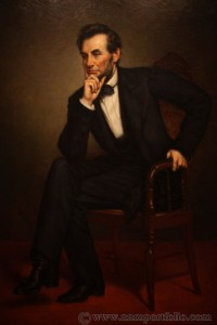 Smithsonian National Portrait Gallery - Abraham Lincoln