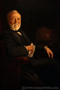 Smithsonian National Portrait Gallery - Andrew Carnegie