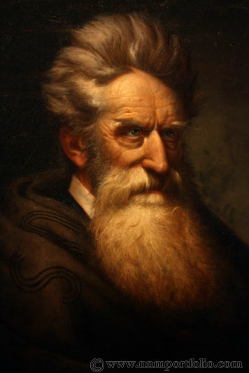 Smithsonian National Portrait Gallery - John Brown