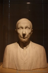 Smithsonian National Portrait Gallery - John D. Rockefeller