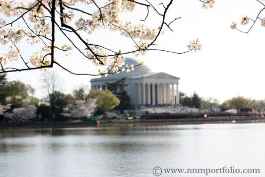 Washington DC Monuments - Thomas Jefferson Memorial