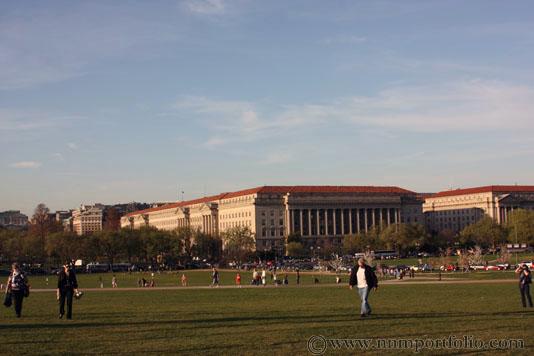 Washington DC Monuments - The National Mall & Smithsonians
