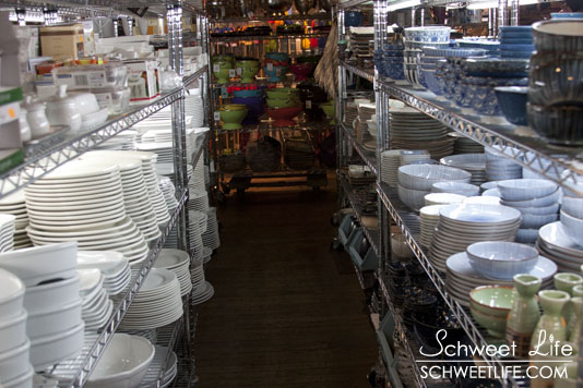 Bowery Kitchen Supply Dishware