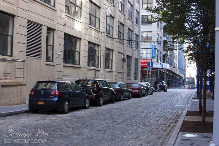 DUMBO Water Street