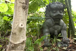Taru Gardens Dragon Statue
