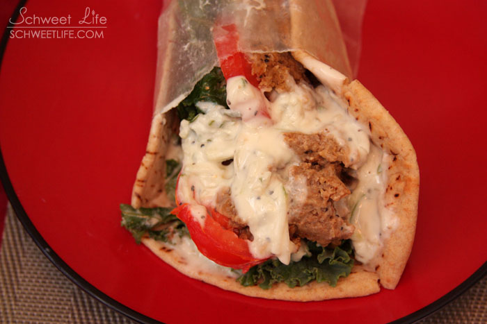 Turkey Gyro
