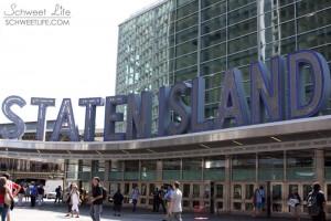 Staten Island Sign Whitehall Terminal