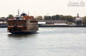 Whitehall Terminal Staten Island Ferry