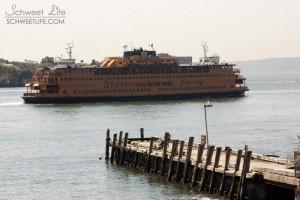 Whitehall Terminal Staten Island Ferry Docks
