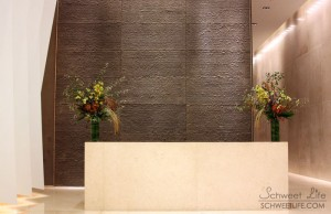 Architectural Photography - 1140 Ave of the Americas Lobby Interior