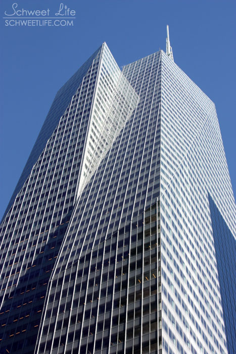 Architectural Photography - Bank of America Tower New York City