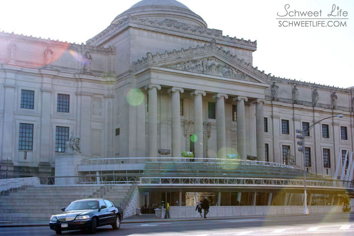 Architectural Photography - The Brooklyn Museum
