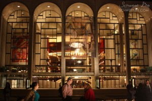 Architectural Photography - Metropolitan Opera House
