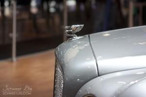 Automotive Photography - Bentley Mulsanne Hood Ornament