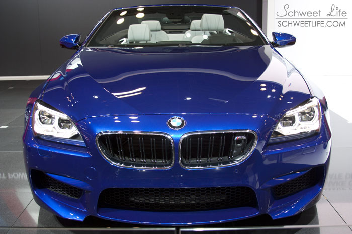 Automotive Photography - BMW M6 Convertible