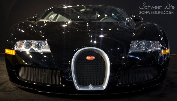 Automotive Photography - Bugatti Veyron