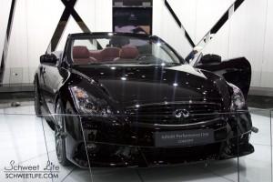Automotive Photography - Infiniti: IPL G Concept