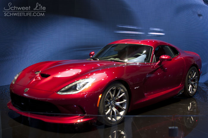 Automotive Photography - SRT Viper