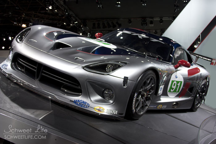 Automotive Photography - Viper GTS R