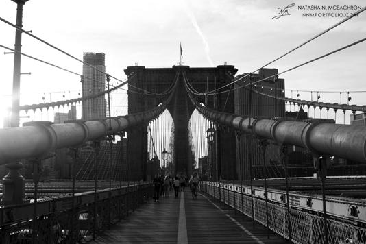 Brooklyn Bridge - The Runway
