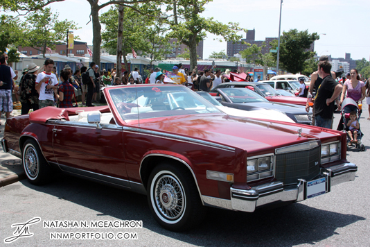 Coney Island Car Show - Cadillac
