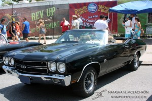 Coney Island Car Show - Chevy Chevelle SS
