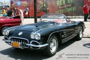 Coney Island Car Show - Chevy Corvette
