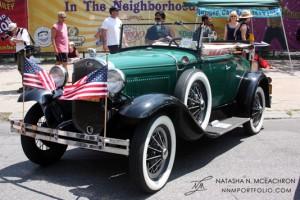 Coney Island Car Show - Ford