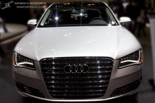 NY Car Show 2011 - Audi