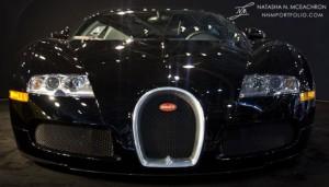 NY Car Show 2011 - Bugatti Veyron