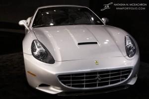 NY Car Show 2011 - Ferrari