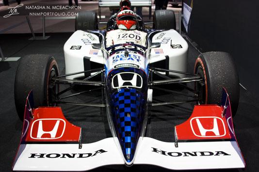 NY Car Show 2011 - Honda F1