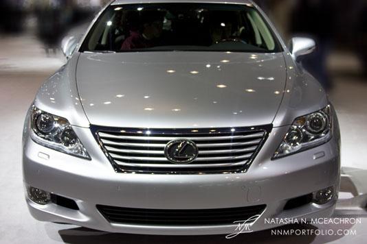 NY Car Show 2011 - Lexus