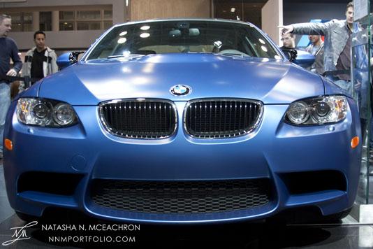 NY Car Show 2012 - BMW M5