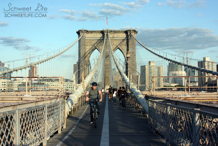 Travel Photography - The Brooklyn Bridge